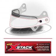 SE07 TEAROFFS (VP) RACING OPTICS X STACK (3x10) 2MIL