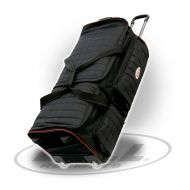 LARGE TROLLEY GEAR BAG BLACK