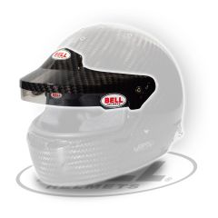 PEAK VISOR CARBON FINISH