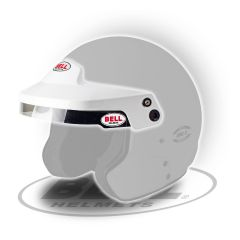 PEAK VISOR WHITE